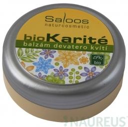 Bio karité - Balzám devět květů 50