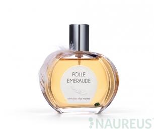 Parfémová voda Folle Emeraude (parfém obsahující malý smaragd)