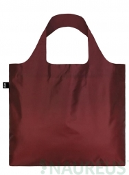Nákupní taška LOQI Puro Sangria