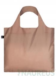 Nákupní taška LOQI Puro Sepia