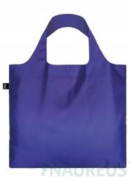 Nákupní taška LOQI Puro Violet
