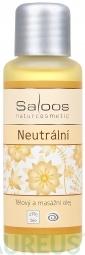 Neutrální olej - tělový a masážní olej 50