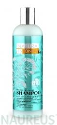 Natura Estonica -  Šampon pro unavené vlasy Zářivý lesk