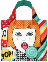 Nákupní taška LOQI Pop Lollipop