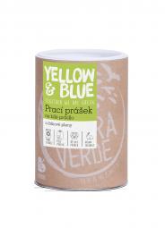 Prací prášek z mýdlových ořechů na bílé prádlo a látkové plenky 850 g (dóza)
