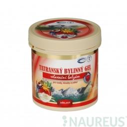 Tatranský gel hřejivý 250 ml
