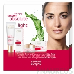 Linie SYSTEM ABSOLUTE Anti-aging LIGHT - VZOREK