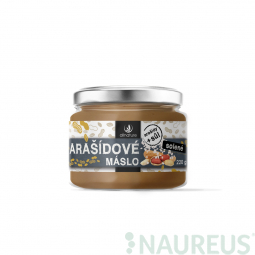 Arašídové máslo solené 220 g