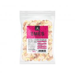Allnature směs ořechů (mandle, lískové, kešu, para) 100 g