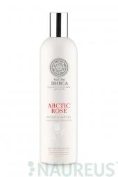 Siberie Blanche - Růže Arktická - obnovující šampon