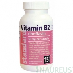 Vitamin B2 20 mg 100 tobolek