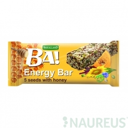 Tyčinka BA! ze semínek a medu 40g