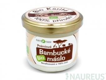 Bio bambucké máslo 100 ml