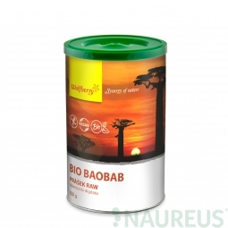 Baobab prášek BIO 150 g Wolfberry PDZ *