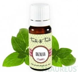 Bazalka přírodní éterický olej- silice