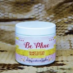 BE MINE - organické tělové suflé (Valentýnská limitovaná edice)