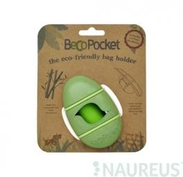 Pouzdro na sáčky BecoPocket, EKO-green