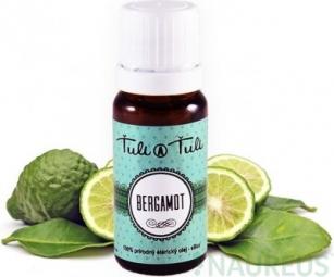 Bergamot přírodní éterický olej silice Tuli Tuli