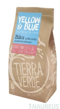 Bika - jedlá soda, soda bicarbona, hydrogenuhličitan sodný 1 kg (pap. pytel)
