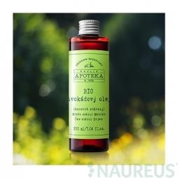 BIO Avokádový olej 200 ml