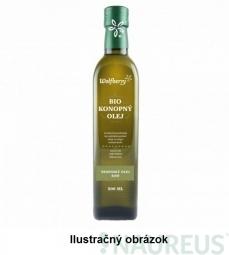 Konopný olej BIO 5000 ml Wolfberry *