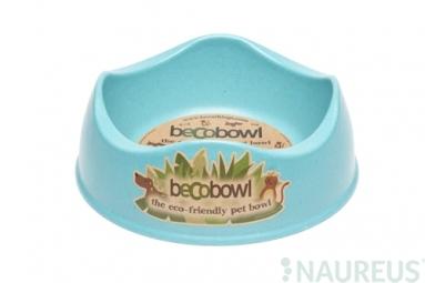 Pes před mísou, BecoBowl, EKO-blue-XS