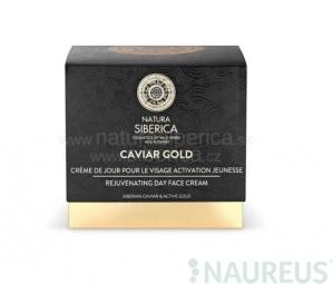 Caviar Gold - Omlazující denní krém na obličej 50ml