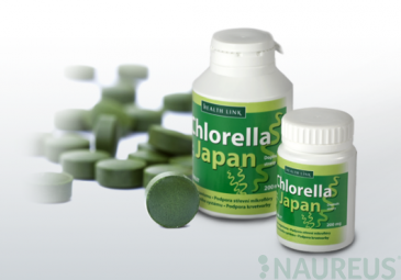 Chlorella Japan 750 tabl.