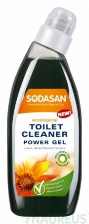 ČISTIČ NA WC POWER GEL 750ML