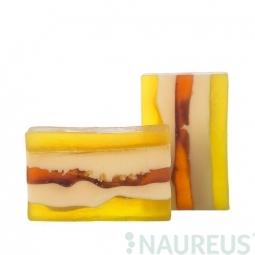 Citrusová bomba - přírodní mýdlo