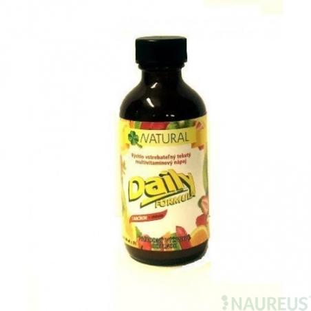 Daily Formula s niacinem + stévie, 60 ml