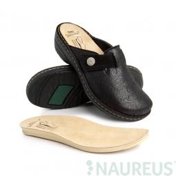 Batz Dámské zdravotní pantofle Irene Black 40