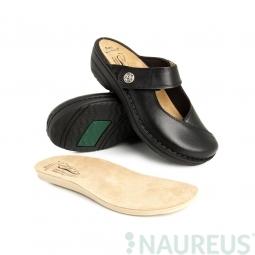 Batz dámské zdravotní pantofle Bali Black 38