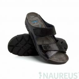 Batz dámské zdravotní pantofle Emilia Black 38