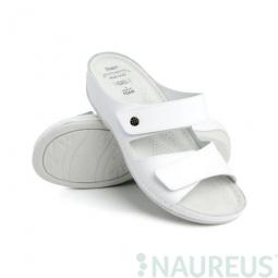 Batz dámské zdravotní pantofle FC06 White 38