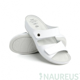 *Batz dámské zdravotní pantofle FC06 White 41