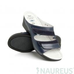 Batz dámské zdravotní pantofle Mariann Blue 40