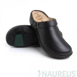Batz dámské zdravotní pantofle Mira Black 40