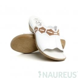 Batz dámské zdravotní pantofle Roza White 41 827fad1e0c
