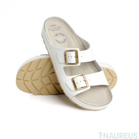 *Batz dámské zdravotní pantofle Zenna White 38