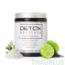 DETOX absolute - organický tělový peeling