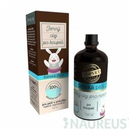 Dětská péče - Jemný olej po koupeli 100 ml