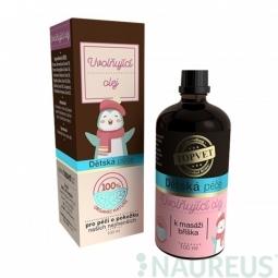 Dětská péče - Uvolňující olej 100 ml