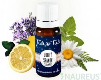 Dobrý spánek přírodní éterický olej-silice