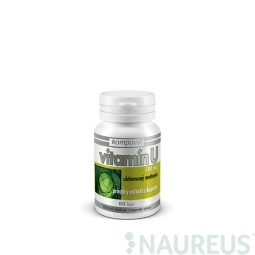 Vitamin U 60 kapslí / 500 mg