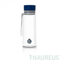 Láhev Equa Plain Blue, 600 ml