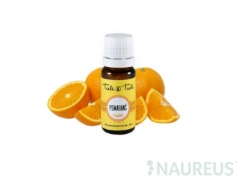Pomeranč přírodní éterický olej silice Tuli Tuli