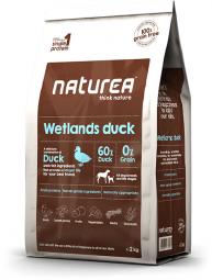 Krmivo pro psy Naturea Wetlands Duck, 2kg