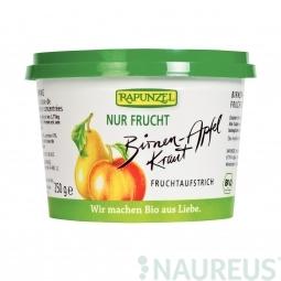 Hruškovo-jablečná povidla bez cukru BIO 250 g Rapunzel*