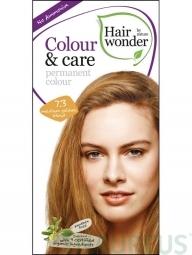 Dlouhotrvající barva STŘEDNĚ ZLATA BLOND 7.3 100 ml